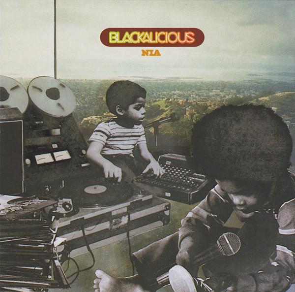 Blackalicious - Cliff Hanger (prod. DJ Shadow)