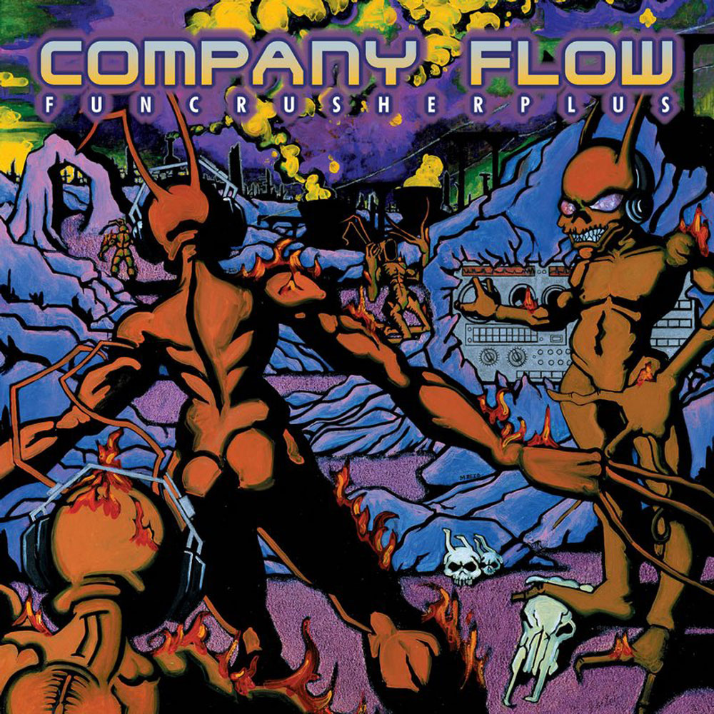 Company Flow feat. R.A. The Rugged Man - Population Control