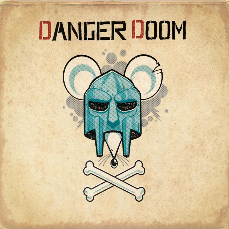 Danger Doom - Basket Case