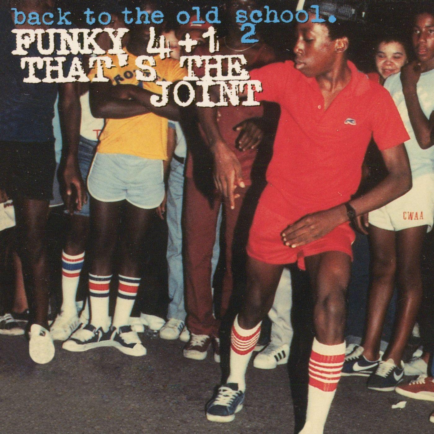 Funky 4+1 - King Heroin