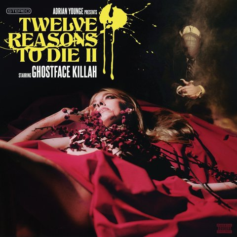 Ghostface Killah & Adrian Younge - Return of the Savage (Feat. Raekwon and Rza)