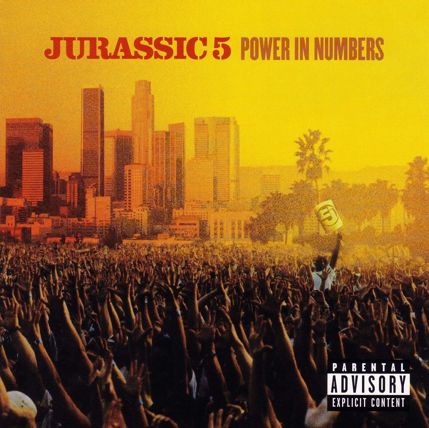 Jurassic 5 - I Am Somebody