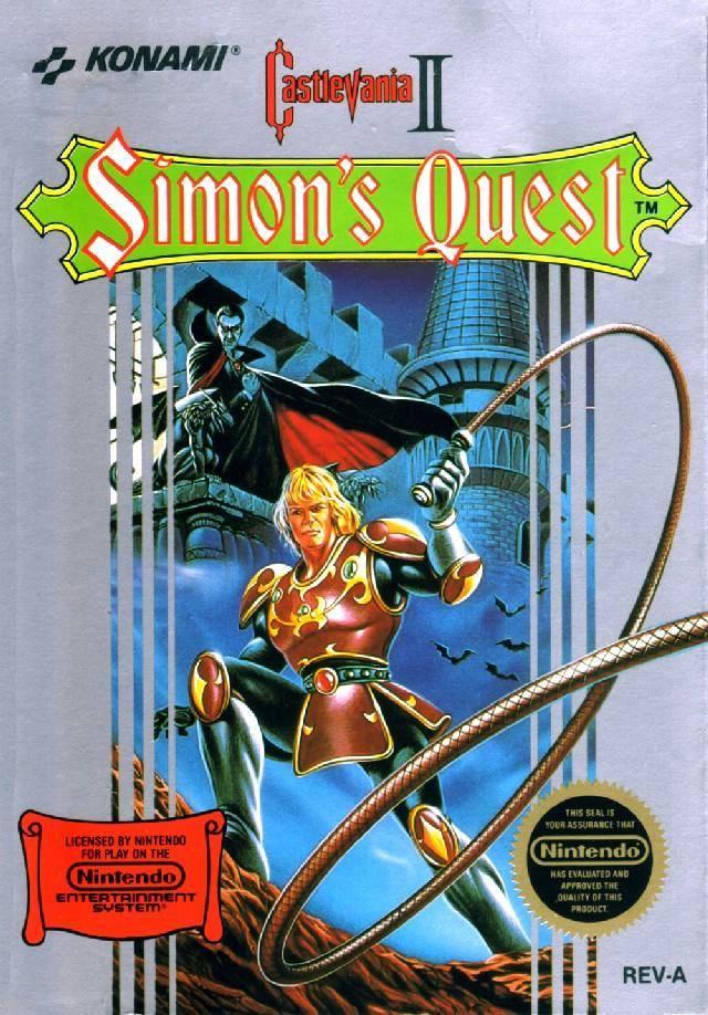 Castlevania II: Simon's Quest - The Silence of Daylight
