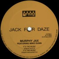 Murphy Jax feat. Mike Dunn - It's The Music (Legowelt Remix)