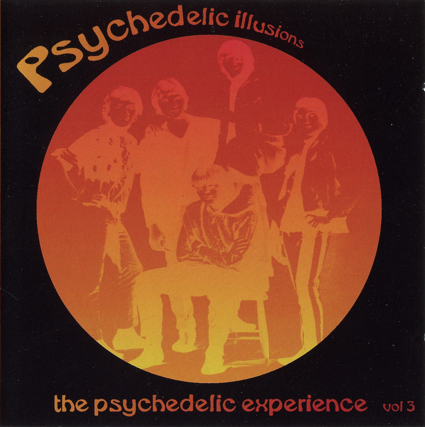 One Of Hours - Psychedelic Illusions