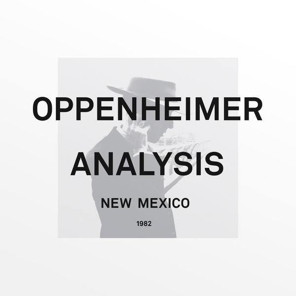 Oppenheimer Analysis - Scorpions
