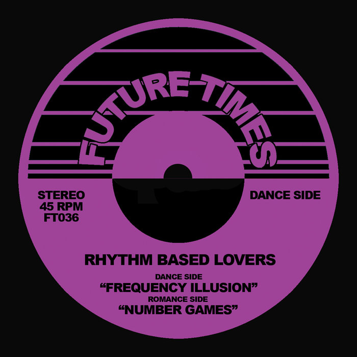Rhythm Based Lovers - Frequency Illusion