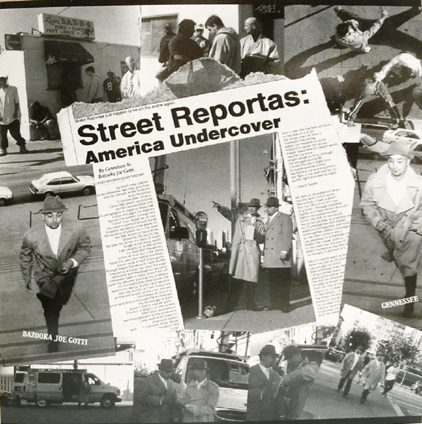 Street Reportas - hunger