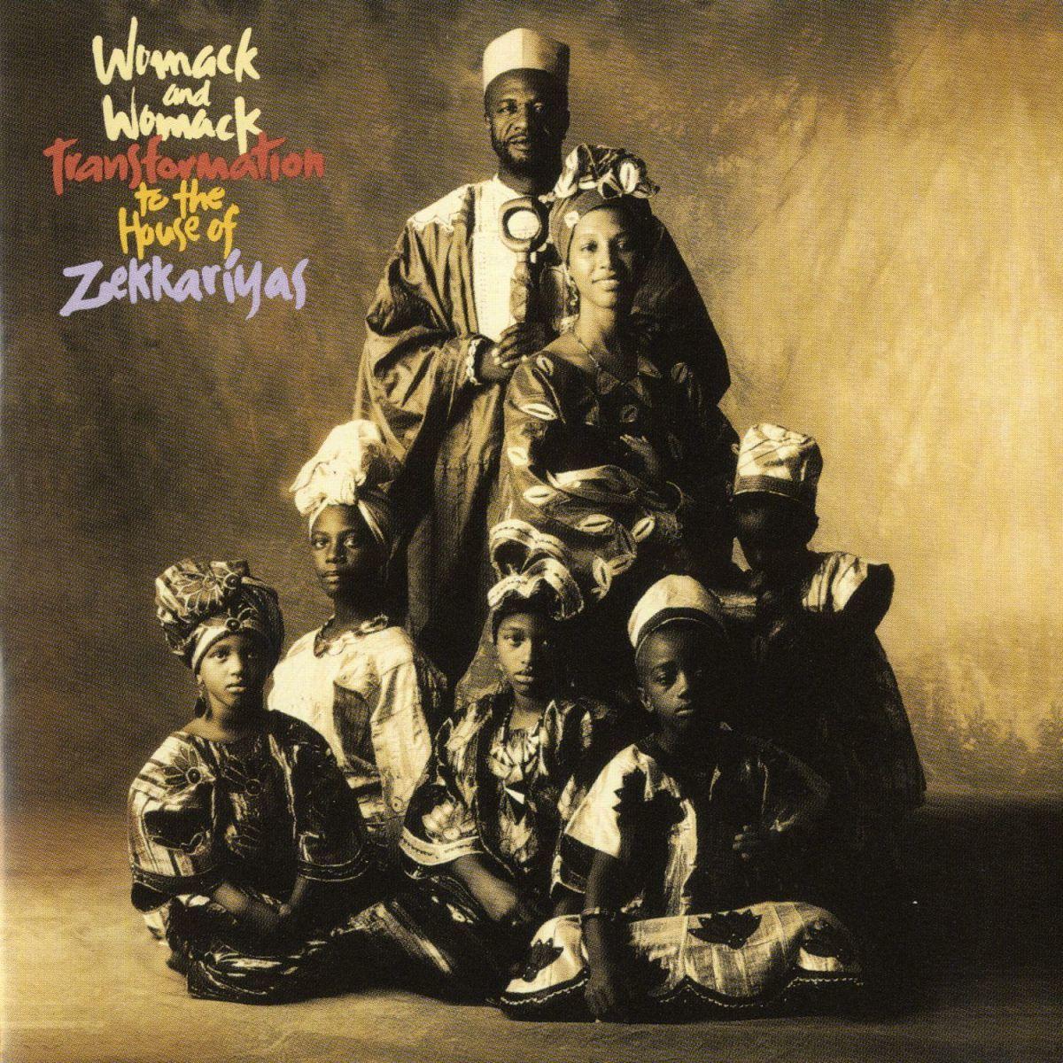 Womack & Womack - Secret Star (LP Version)